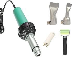 Go2Home Professional 1600W Plastic Welder Hot Air Welder Welding Kit Heat Gun Handhold Rod Pistol Soldering