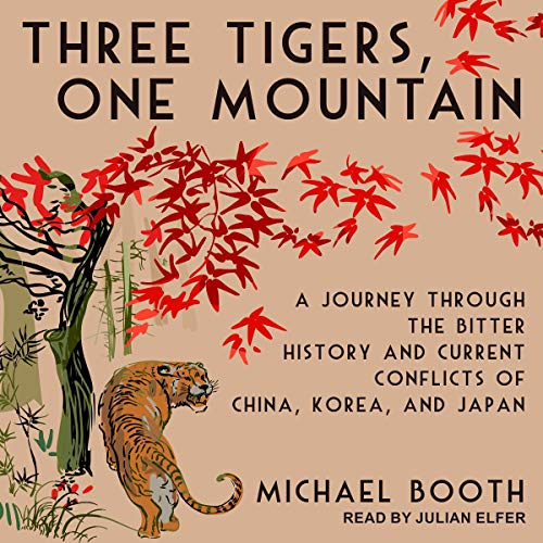 Three Tigers, One Mountain cover art