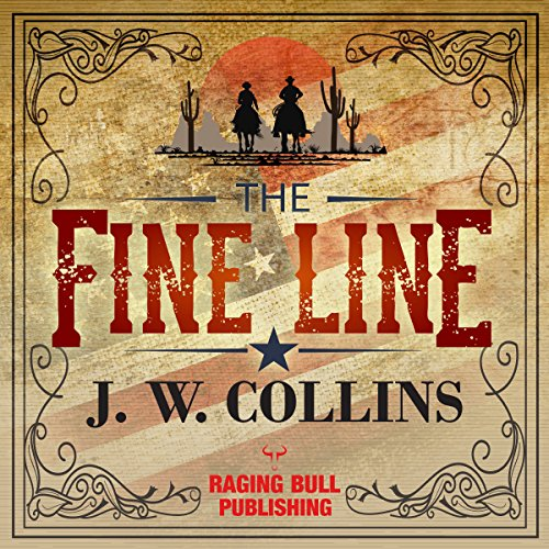 The Fine Line audiobook cover art