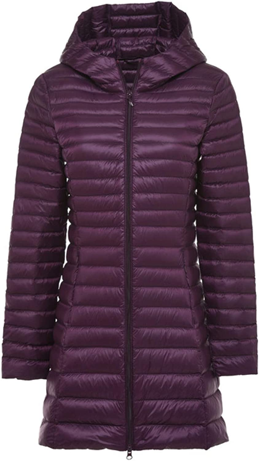 Womens Packable Jacket , Winter Coat Puffer Jacket with Pockets