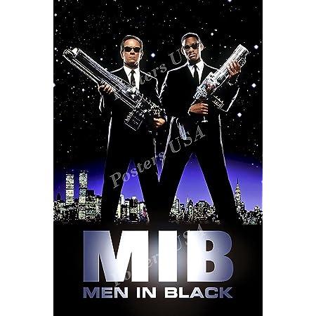 Men In Black Movie Poster #01 24x36