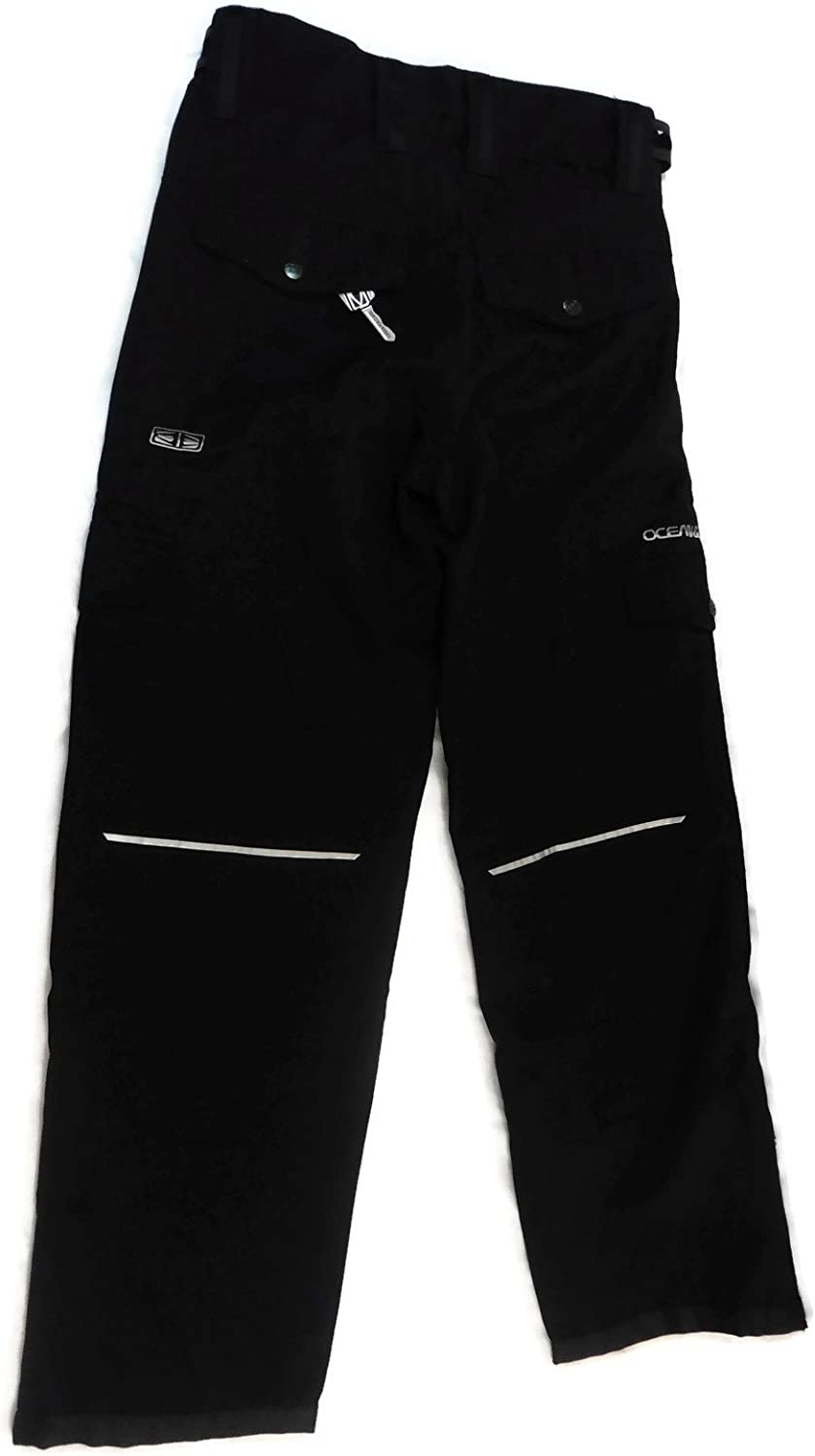 Ocean & Earth Pro (Oepro) Series Men's Snow Pants Black