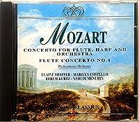 Mozart;Con.Flute,Harp&Orch.