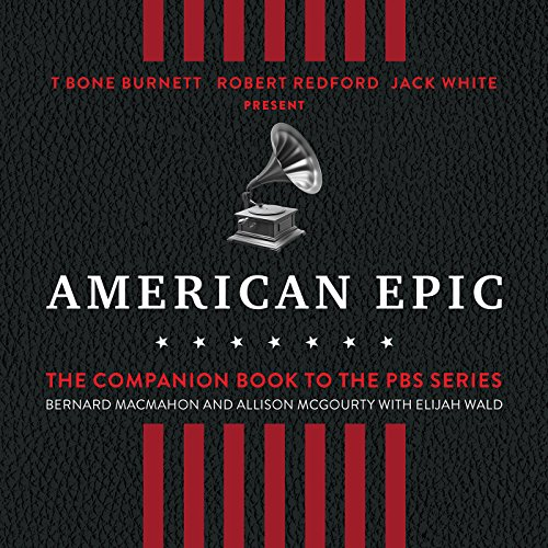 American Epic audiobook cover art