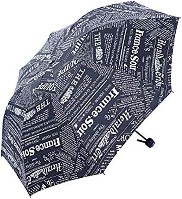 The taste of home Ladies Sunscreen Three Max 43% OFF Adv fold Umbrella Jacksonville Mall Vinyl