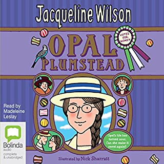 Opal Plumstead audiobook cover art