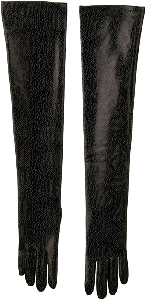Python Long Sleeve Glove - Grey W17S40B