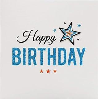 Birthday Card Birthday - 138 mm sq inches - Zizi Cards