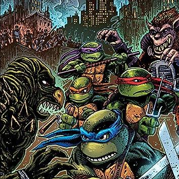 Teenage Mutant Ninja Turtles Part II: The Secret of the Ooze (Original Motion Picture Soundtrack)