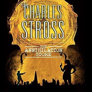 The Annihilation Score cover art