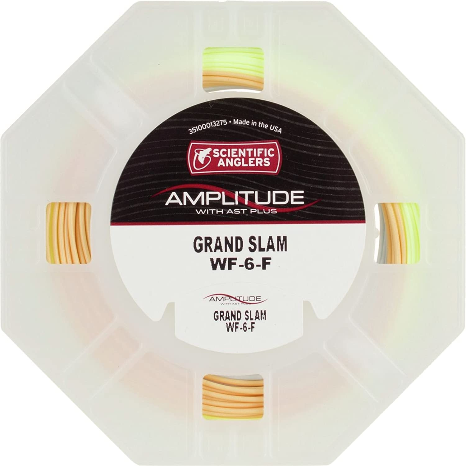 Scientific Anglers Amplitude Grand Slam Taper Fly Line Wf10F