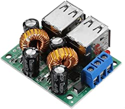 Electronic Module 36/24/12/9V to 5V 3A Step Down Module 4USB Interface Car charging Solar Buck Power Supply 10pcs