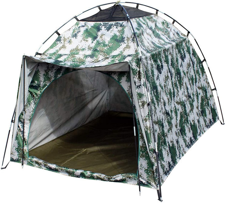 DONGY Digitales Digitales Digitales Camouflage-Zelt 420D Verdickungstuch wasserdicht Kälteschutz Warm halten Für Picknickfeldüberleben Bergsteigen und Angeln 200  150  150cm B07QLV81LN  Gewinnen Sie das Lob der Kunden 1f8848