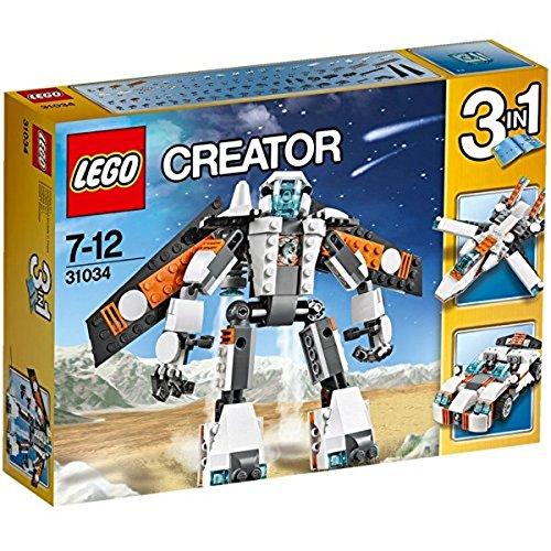 LEGO® Creator 31034 Futuro da Aviatore