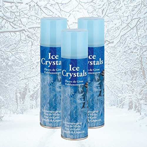 Eisblumenspray 3er Pack Amazon