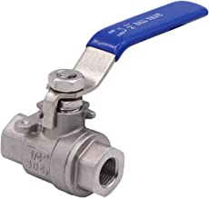 304 stainless steel ball valve