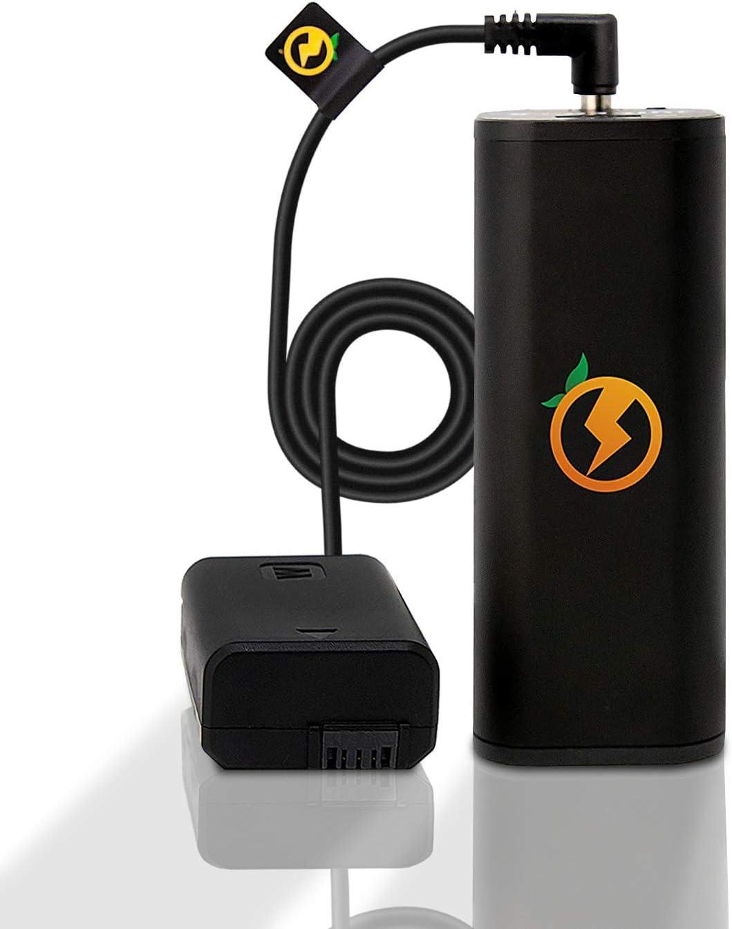 New Juicebox External Battery Kit for Max 53% OFF A7S Cameras Sony Se Nippon regular agency DSLR
