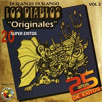20 Super Exitos Vol. 2