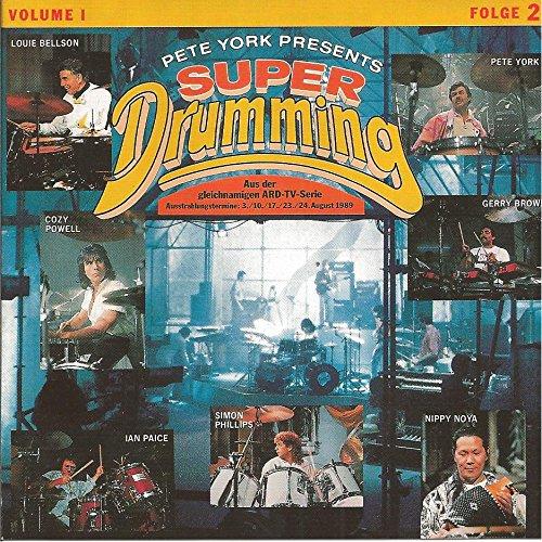 Super Drumming, Vol. 1, Folge 2