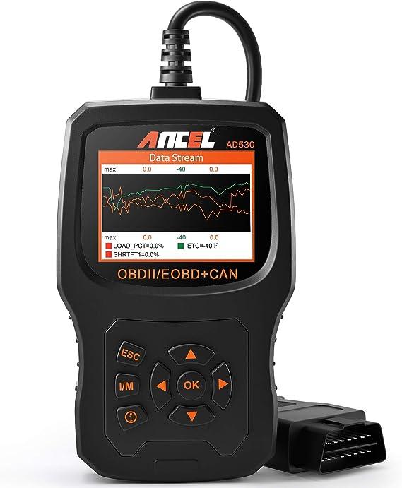 ANCEL AD530 Vehicle OBD2 Scanner