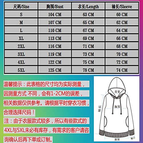 vhidfsjgdsfik Sweat-Shirt à Capuche avec Impression numérique de Couple Sweatshirt S