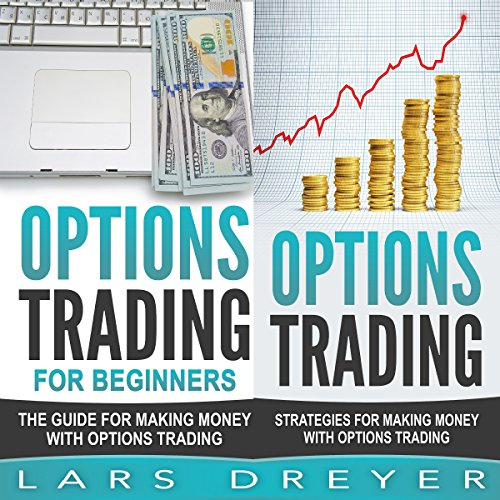 Options Trading for Beginners with Strategies for Making Money with Options Trading audiobook cover art