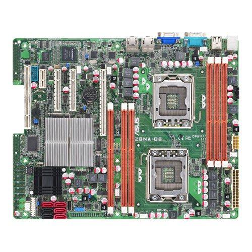 Asus Z8NA-D6C Intel Tylesburg 24D LGA1366 ATX 48GB DDR3 Motherboard