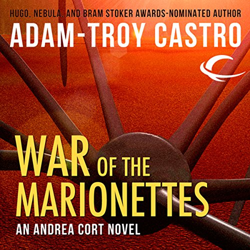 War of the Marionettes audiobook cover art