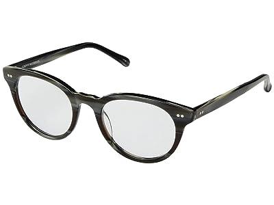 Corinne McCormack Abby (Grey Horn) Reading Glasses Sunglasses