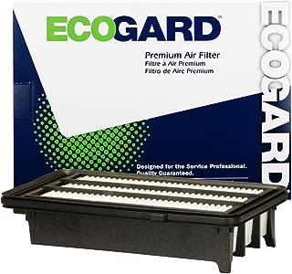 ECOGARD XA10498 Premium Engine Air Filter Fits 2016-17 Honda Civic, CR-V (1.5L)