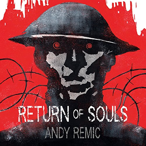 Return of Souls audiobook cover art