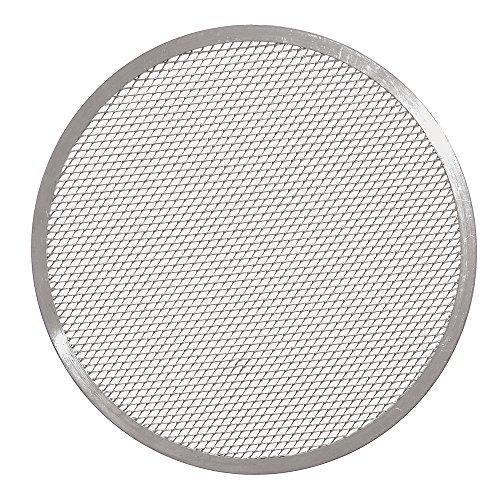 Paderno Retina Spargifiamma in Alluminio per Pizza, Pane e Altro, Diametro 30 cm
