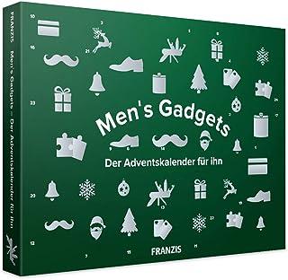FRANZIS Men's Gadgets 2020: Der Adventskalender für