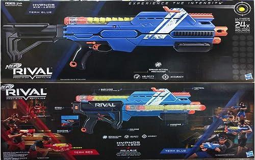 Nuevos productos de artículos novedosos. Nerf Rival Hypnos XIX 1200 azul o rojo rojo rojo  compras online de deportes