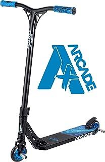 Arcade Pro Scooters Plus Stunt Scooter برای کودکان 10 سال به بالا - ایده آل برای دختران و پسران متوسط - بهترین روروک مخصوص بچه های ترفند برای ترفندهای آزاد سبک BMX