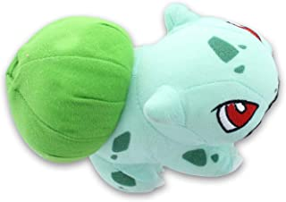 Pokemon 7 Inch Stufffed Character Plush | Bulbasaur