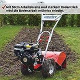 Hecht 750 Benzin Gartenfräse Motorhacke - 3