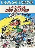 La Saga Des Gaffes (Gaston Lagaffe) (French Edition)