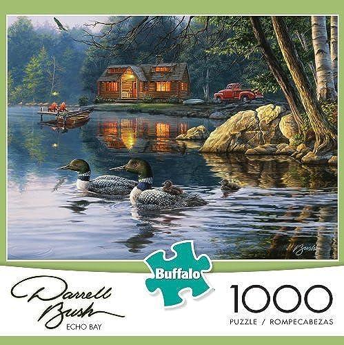 el precio más bajo Buffalo Buffalo Buffalo Games Darrell Bush  Echo Bay Jigsaw Puzzle (1000-Piece) by Buffalo Games  ventas en linea