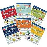 Boxclever Press Busy Days Scrapbook Sticker Set, Kalender Sticker, Bullet Journal Sticker. Insgesamt...