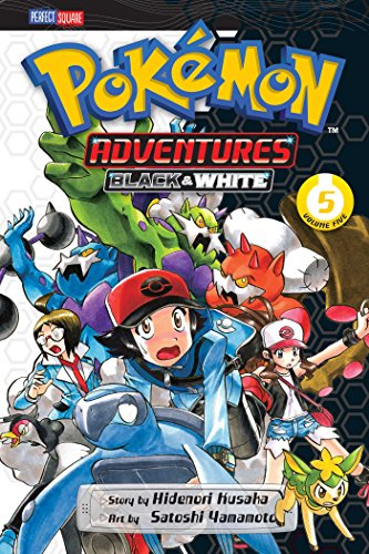 POKEMON ADV BLACK & WHITE GN VOL 05