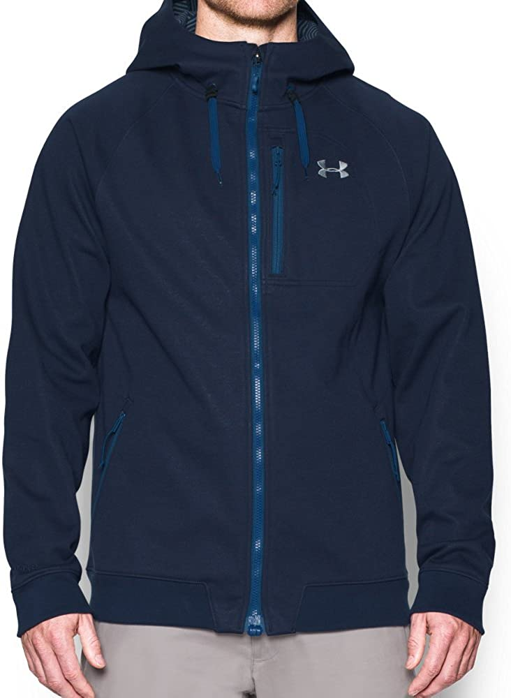 Inventory cleanup selling sale Under Chicago Mall Armour Men's Storm Softshell ColdGear Dobson Infrared