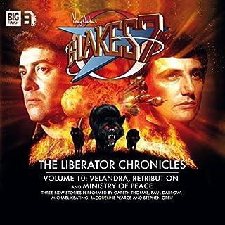 Blake's 7 - The Liberator Chronicles, Volume 10 cover art