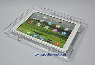 iPad 2/ 3/ 4クリアアクリルVESA POS、キオスクShow、ストア表示、セキュリティのエンクロージャSquareカードリーダー