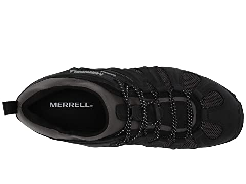 Merrell Boys Chameleon 8 Stretch Waterproof Fitness Shoes