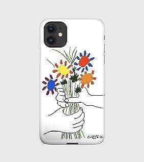 Picasso cover per iPhone 12mini, 12, 12 pro, 12 pro max, 11, 11 pro, 11 pro max, XS, X, X max, XR, SE, 7+, 8, 7, 6+, 6, 5