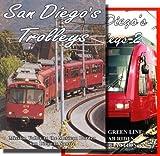 San Diego Trolleys, 2 Volume Set: Green, Blue & Orange Lines