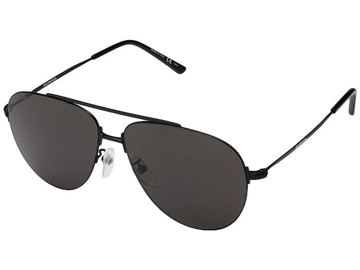 Balenciaga BB0013S (Black) Fashion Sunglasses