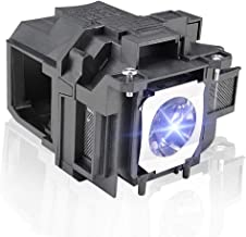Replacement Projector Lamp Bulb for EPSON PowerLite ELPLP78 / V13H010L78 LBTGROUP Home Theater 2030 2000 730HD 725HD 600 V...