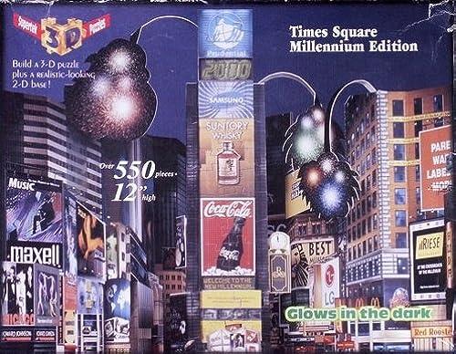 3D Times Square, Millennium Edition by 3D Puzzle by 3D Puzzle